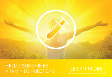 Vitamin D3 Injections