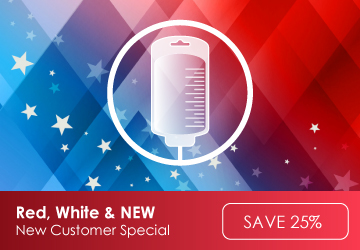 Red, White & New Customers