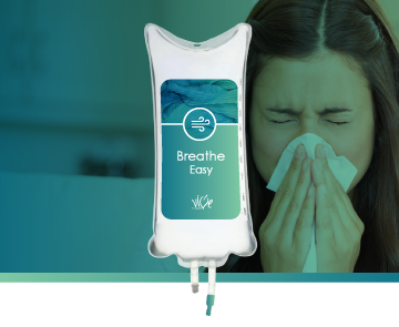 Breathe Easy - IV Infusion