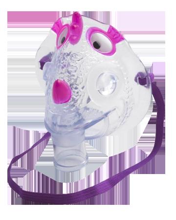 Kids Nebulizer Inhalation Therapy Mask