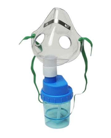 Nebulizer Inhalation Therapy Mask