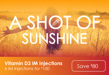 Vitamin D3 Injection Special