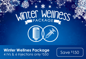 Winter Wellness Package
