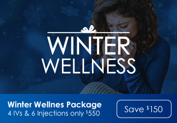 Winter Wellness Package